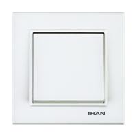 کلید یک پل فضل الکتریک مدل ایران برلیان