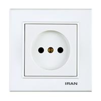 پریز برق فضل الکتریک مدل ایران برلیان