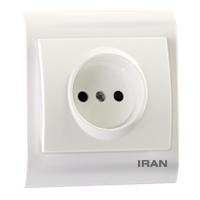 پریز برق فضل الکتریک مدل ایران 2009