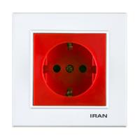 پریز برق UPS فضل الکتریک مدل ایران برلیان