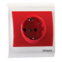 پریز برق UPS فضل الکتریک مدل ایران 2009