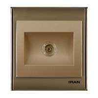 فیش آنتن TV فضل الکتریک مدل ایران 2008