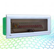 جعبه فیوز تو کار 16 عددی دنا الکتریک