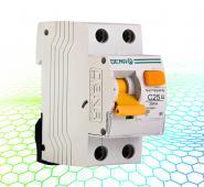 کلید محافظ جان ترکیبی الکترونیک دنا الکتریک