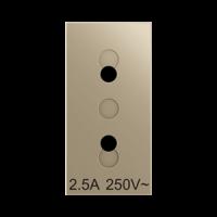 پریز برق (2.5 آمپر) (M1)