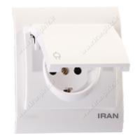 پریز برق ارت دربدار فضل اکتریک ایران 2009