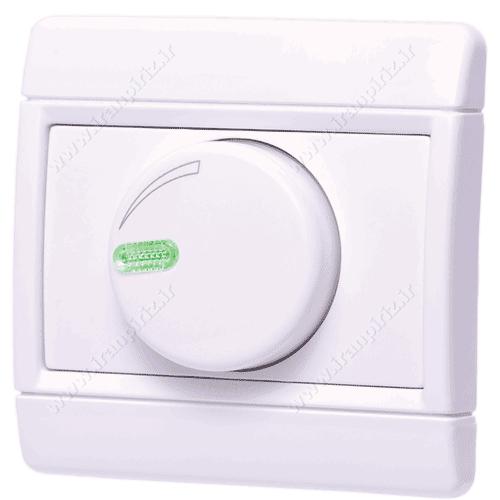 کلید و پریز رایان سفید